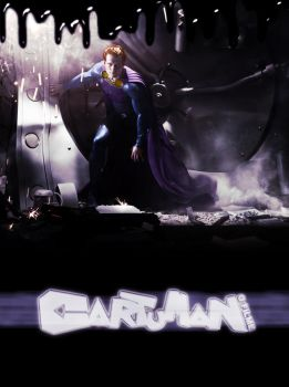 Poster Cartuman - The Movie by CartumanBrasil