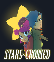 StarsCrossed: Back to Back by Dream-Piper