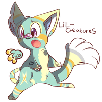 Ukai Lil Creature Adoptable Auction2 :CLOSED: by Prince-Lionel