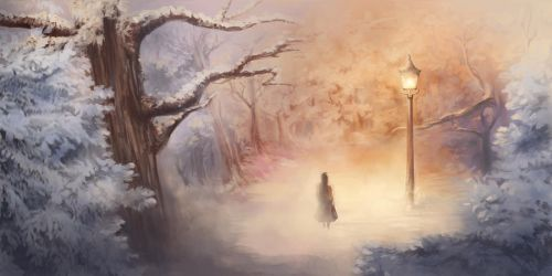 Narnia Speed Paint by thamzmasterpiece