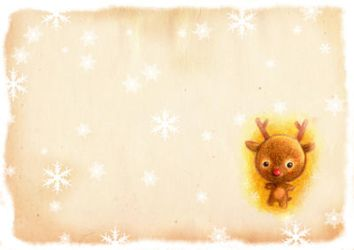 Rudolf want to say... by Archie-The-RedCat