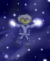 Ninjago AU: Final battle? (SPEEDPAINT) by Laura10211