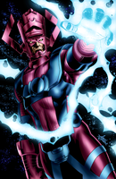 Galactus ate my planet commish by sean-izaakse