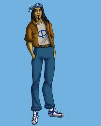 Philos in Modern Clothes by TyrannoNinja