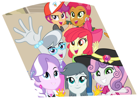 Gang's All Here by punzil504