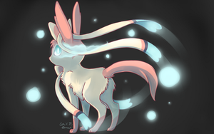 Sylveon / Ninfia by Bernouli