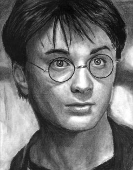 Harry Potter by babymint34