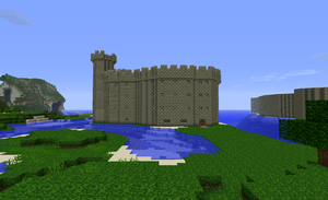 City of Arget WIP Prison facility by Ragni-Hefthyn