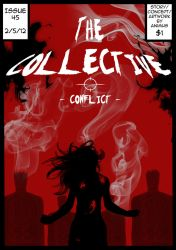 The Collective - Conflict {Cover concept} by xX-Beyond-Reality-Xx