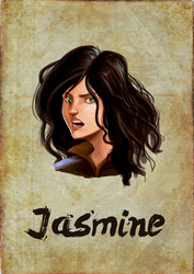 DQ - Jasmine by Zenalth