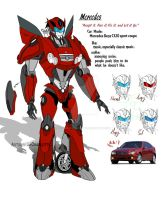 TFP OC Mercedes by Autumn123Charlotte