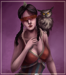 Philippa Eilhart by neonparrot