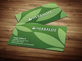 Templates For Herbalife Business Cards By Tankprints On DeviantArt - Herbalife business card template