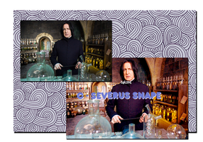 PSD coloring Severus Snape by lore246