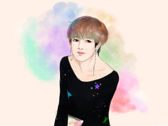 Space Tae by Awesome9000