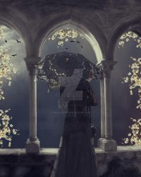My Dark World Became Beautiful by MelissaGriffin