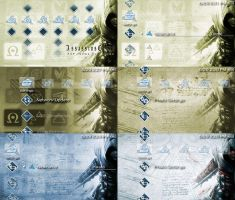 Assassins Creed PSP Theme by takebo