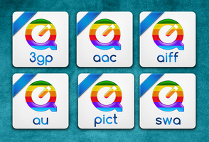 Quicktime Filetypes by TraYse101