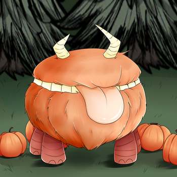 What A Weird Pumpkin by SRealms
