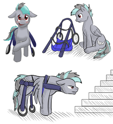 The Iron Willed Pony :commish: by jesslyra