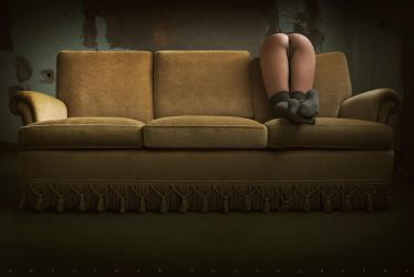 Couch Decoration by ArtofdanPhotography