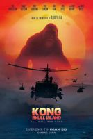 New IMAX Kong: Skull Island Poster by Artlover67