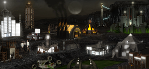 New Forge Town Screen by JMSower