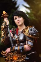 Smite - Bellona by Shappi