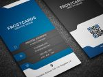 Modern Business Card Template No. 6 by Frosteeish