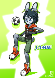 Jamie by EAMZE