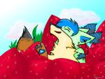 Stawberry Avalanche CE by Neon--Skies