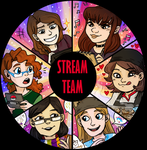 Stream Team v.2 by VikingMera