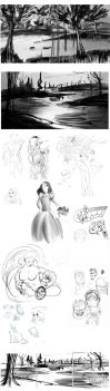 sketchdump 1-28 by CoconutMikeNIke