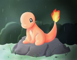 Pokemon | Charmander by ZoruDawn