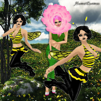 Faby Bee Bee by modestgoddess