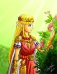A Link to the Past by akuriko