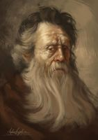 Color Study (REMBRANDT) by AngieParadiseeker