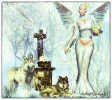 The spirit of winter. by Ecathe