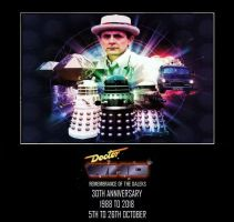 Doctor Who - Remembrance of the Daleks 30th  by DoctorWhoOne