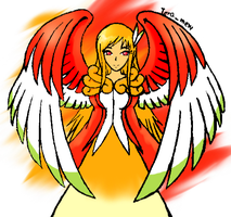 Ho-Oh by Teramew