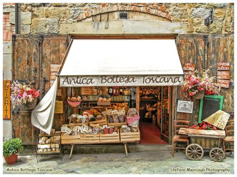 Antica Bottega Toscana by Direct2Brain