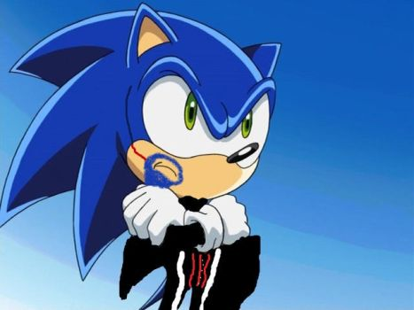 Sonic Count of Monte Cristo by sonicspeedster92