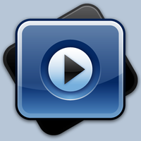 MPlayer OSX Extended Icon by marc2o