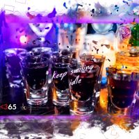 PheromoneXS Clubbing - Jagermeister Shots close up by idlebg