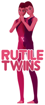 rutile twins [download] by r6aven