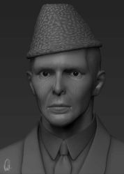 Quaid e azam by Naklac