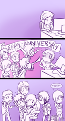 SURPRISE! We're 8 by AbnormallyNice