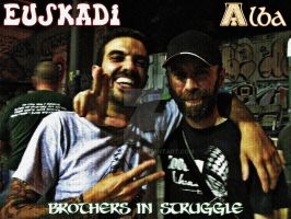 Brothers in Struggle by Quadraro