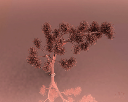 Copper Tree by sekatsim