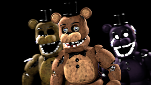 (SFM)Withered frooble by SpringBonnieNotTrap